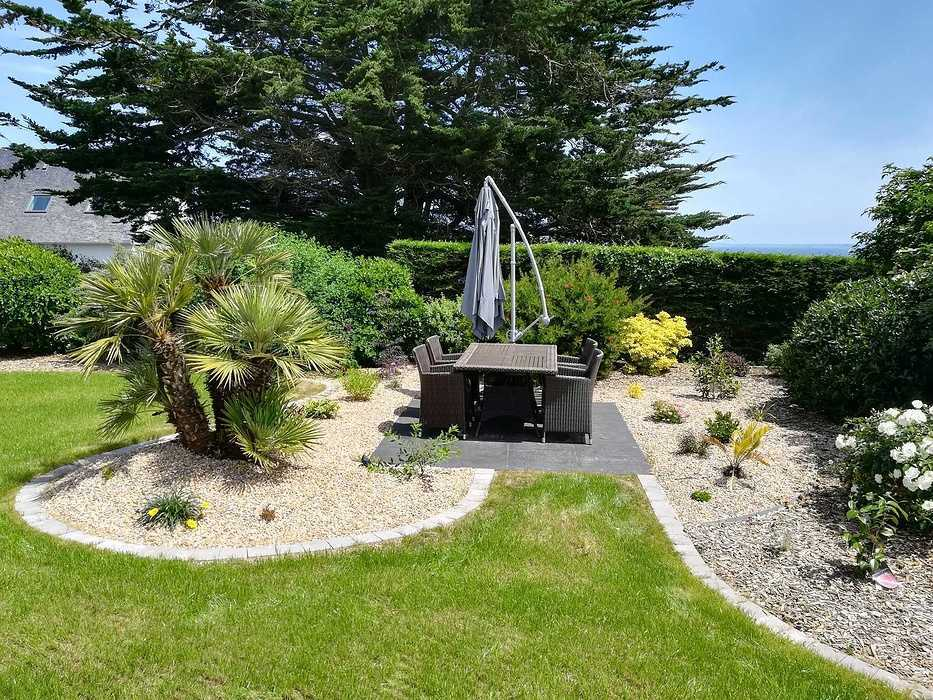 Création d''un jardin de bord de mer - (22) 1