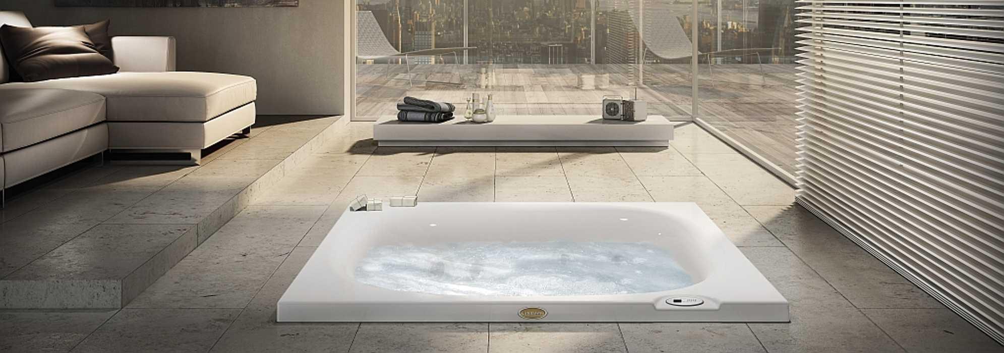 Jacuzzi® City Spa : le spa pour petits espaces 0