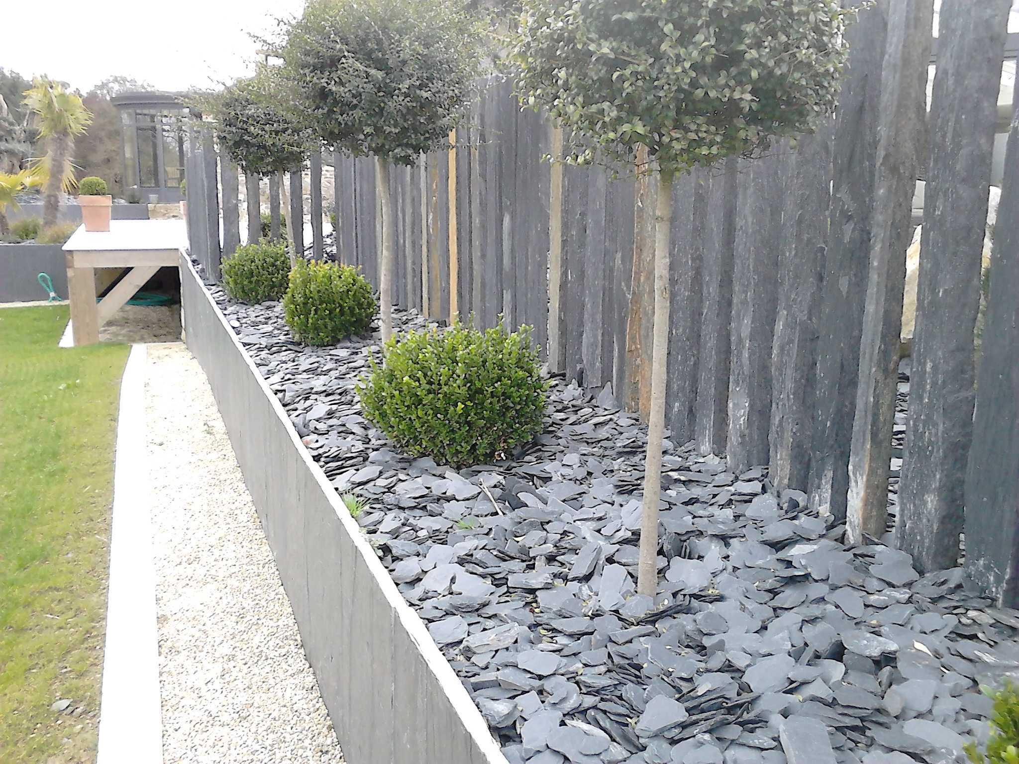 Jardins Et Clotures D Armor aménagement d'une cour et du jardin - côtes d'armor (22)
