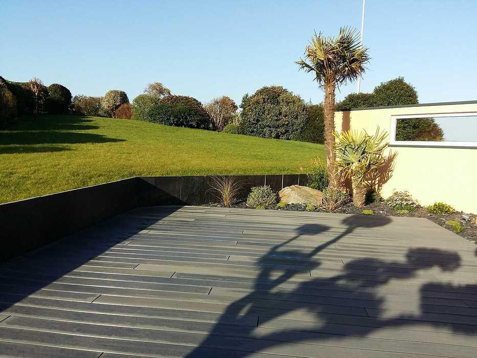 Aménagement d''une terrasse - (22) 1